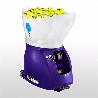 SpinFire Pro 1 Tennis Ball Machine (Optional Accessories) [Net World Sports]