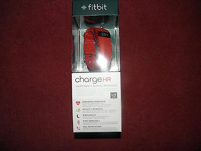 fitbit hr rouge