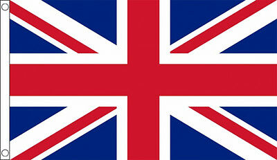 Union Flag - Union Jack - Great Britain Flag - 3 sizes available - New