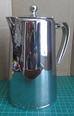 Retro Oldehall (Staybrite) Stainless Steel Coffee Pot