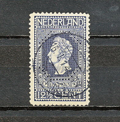 Nnbm 104 Netherlands 1913 Used Perf 11 1/2 X 11