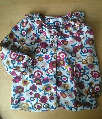 lovely girls top from M&S size 18-24 months