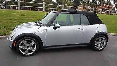 2006 Mini Cooper S COOPER S LADY DRIVEN GARAGE KEPT CAR COVER SUPERCHARGED