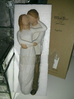 Willow Tree Together figures. BN.