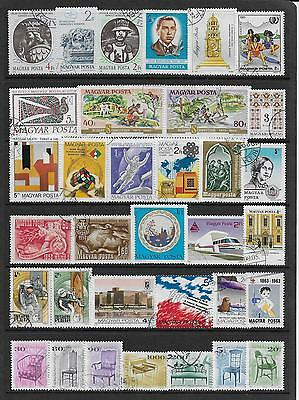 / Hungary Selection On 3  Stock Cards Good Looking Lots And Thematic's # 10.