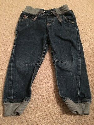 Boys Ted Baker Jeans Age 2-3 Years
