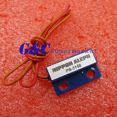 2PCS Normally Open Proximity Magnetic Sensor  Reed Switch Aleph PS-3150