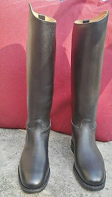 Regent long Men Riding boots equestrian UK 8
