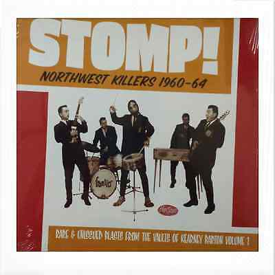 Va. Northwest Killers #1 Stomp! - Norton Records - 1960-1964 Lp