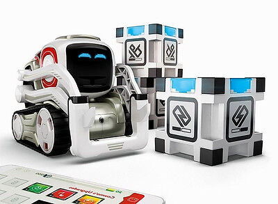 ANKI Cozmo Remote Control Robot with Cubes & Charge Base in RETAIL BOX