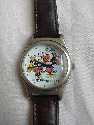 Disney Store original cast member watch (1990s). Collector's