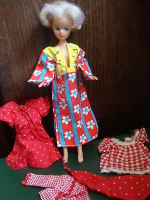 Daisy Doll In 3 Mary Quant Outfits Marakesh/lola