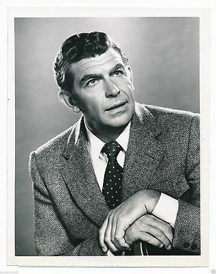 "HEADMASTER-Andy Griffith-CBS 7"" X 9"" B & W Press Photo #446-1970"
