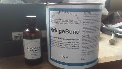 Bridgebond Adhesive and Glue for most marine applications