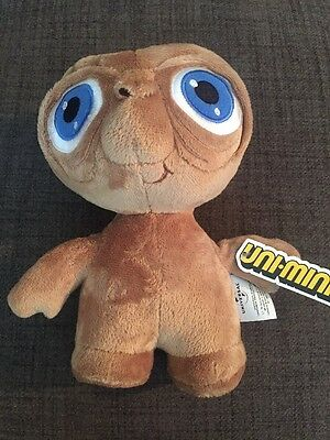 Brand New Universal Studio E.T. Soft Toy