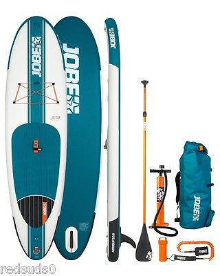 Jobe Aero Sup 10.6 Paddleboard Package Inflatable Paddle Board