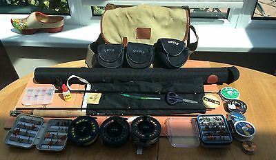 Hardy And Orvis Fly Fishing Tackle