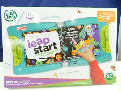 LeapFrog LeapStart Primary School Interactive Learning System Lernbuch ENGLISCH