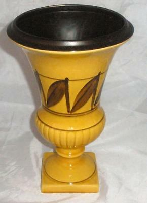 Honiton Pottery Retro Urn Style Classic Flower Vase made in Earthenware