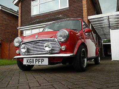 Rover Mini 1000 City E Classic Mini