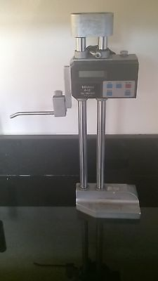 Mitutoyo digimatic height gauge