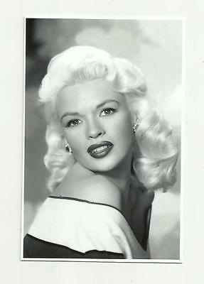 (N150) Jayne Mansfield Rwp (An149) Photo Postcard Film Star Glamour Girls Pin Up
