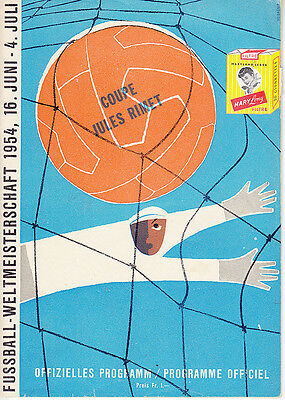 1954 World Cup Final - Hungary v West Germany