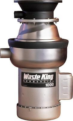 Waste King 1000-1 1 HP Commercial Food Waste Disposer