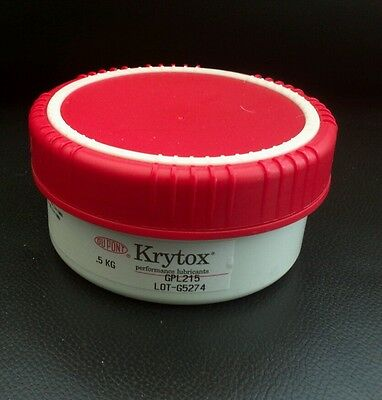 DU PONT Krytox GPL215 Performance Grease (Buy more than 1 and get free postage)