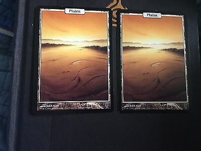 Unhinged Plains -- X2 -- MTG