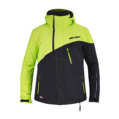 Ski-Doo Men's MCode Jacket with Insulation