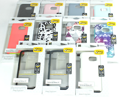 100% Authentic OtterBox Symmetry Series Case Cover For Samsung Galaxy S7