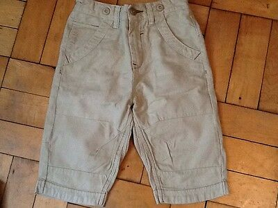 Next Signature Shorts Age 7 With Adjustable Waist In Excellent Condition