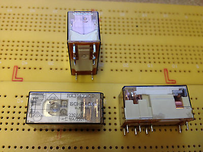 16A SPDT Non-Latching Relay 240V ac Coil AgNi Contact Multi Qty