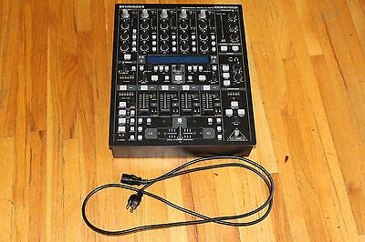 Behringer DDM 4000 DJ Mixer with Power Cord