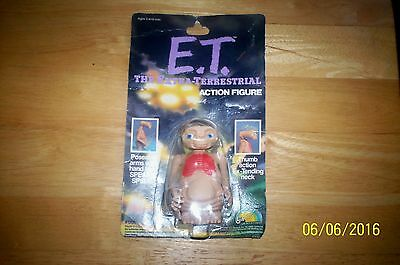 1982 E.T. the Extra-terrestrial Action Figure LJN #1205