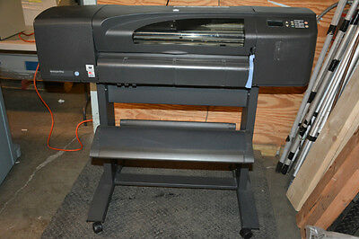 HP 800PS DesignJet Large Format Injet Printer (C7779C)