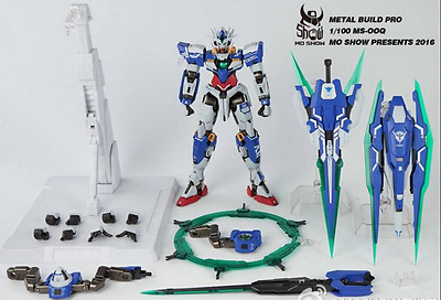 Metal Build Pro MOSHOW 1/100 GNT-0000 MS-00Q Qan[T] Gundam