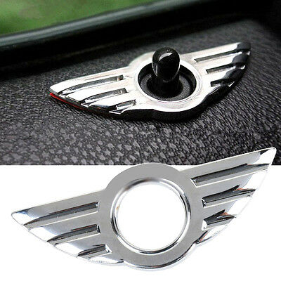 Car Door Pin Badge Emblem For All BMW MINI Cooper/S/ONE/Roadster/Clubman/Coupe