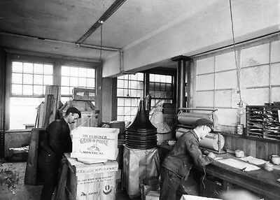 1900 Berliner Gram-O-Phone Shipping Department Montreal