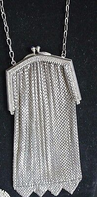 Antique Mesh Chainmail Purse/Coin