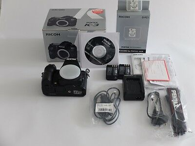 Pentax K3 +Flucard  Wireless 16GB