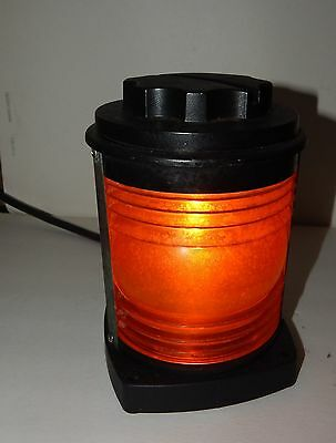 PERKO Yellow MARINE NAVY BOAT SHIP NAVIGATION LIGHT
