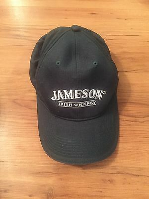 Baseball Hat Jameson Irish Whiskey Green