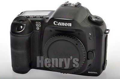 Canon Eos 10D 6.3Mp Digital Slr Camera Body/used/$1