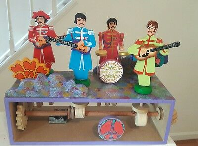 Beatles Sgt Pepper's  in collectible