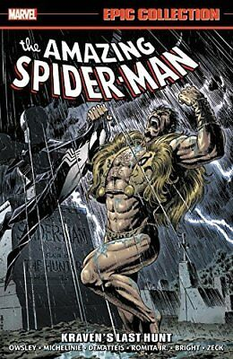 Amazing Spider-Man Epic Collection: Kraven's Last Hunt 9781302907051