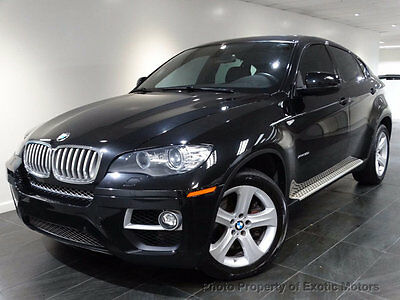 2013 BMW X6 xDrive50i 2013 BMW X6 5.0i AWD NAV REAR CAMERA COLD-WEATHER/SPORT/PREMIUM-PACKAGE MSRP$76k