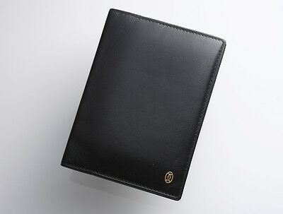G8672M Authentic Cartier Genuine Leather Notebook Cover