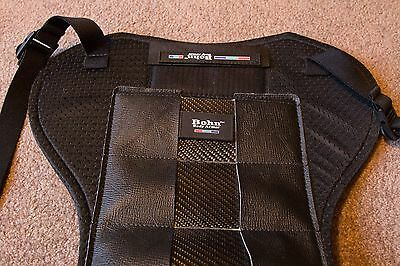 Bohn body armor back protector